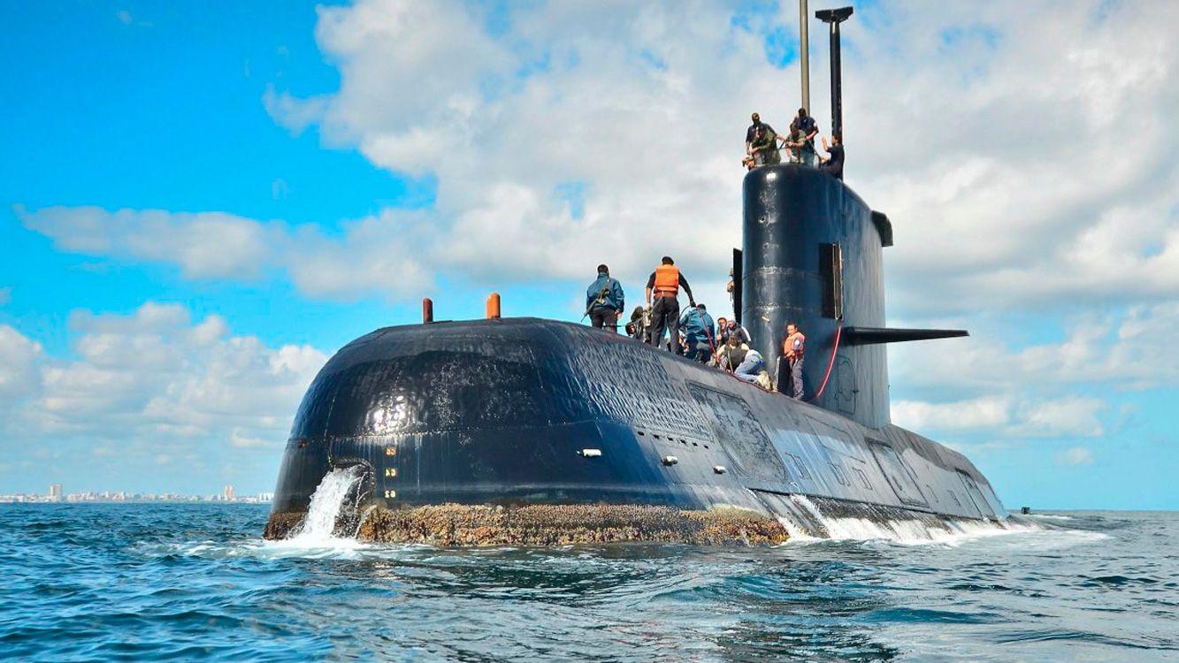 """Se contactaron con el capitán Actis y gracias a la insistencia lograron que los reciba: """"El vidente mostró en un mapa la posición del submarino""""."""