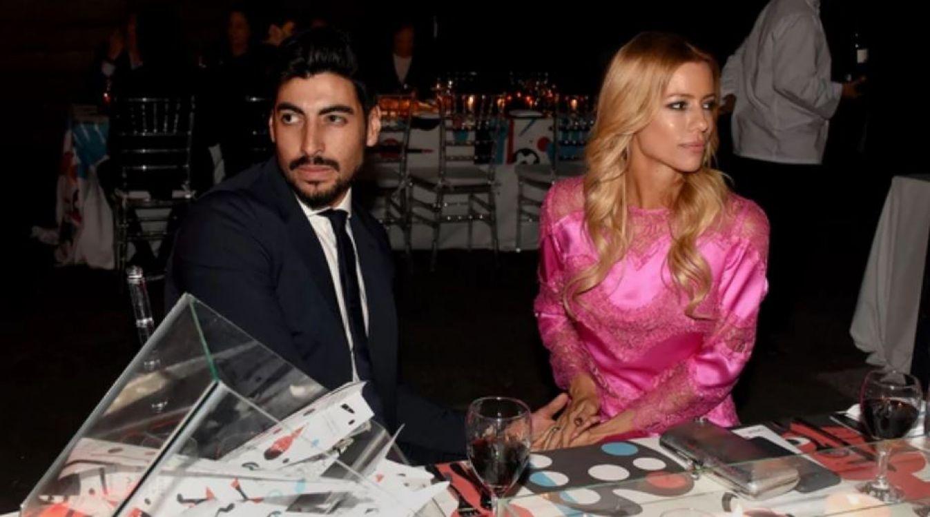 Facundo Moyano habló de su noviazgo con Nicole Neumann