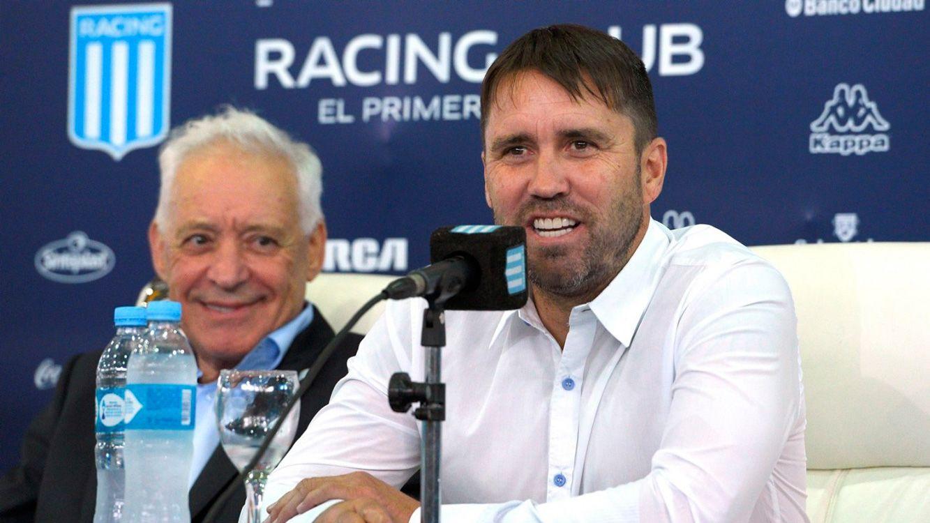 Sobre la llegada de refuerzos: El mediocampista Agustín Allione y el defensor Alejandro Donatti son prioridad para el Chacho a esta hora.