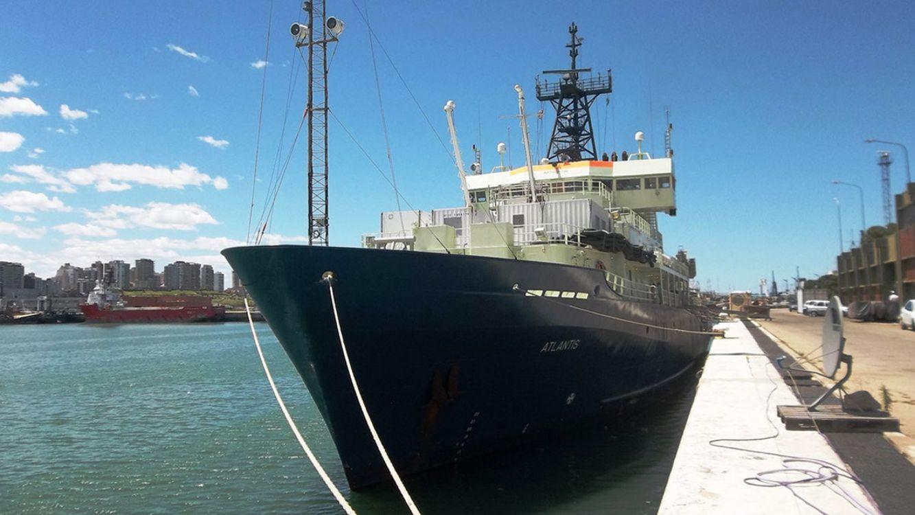 La flota de los Estados Unidos abandona la búsqueda del ARA San Juan