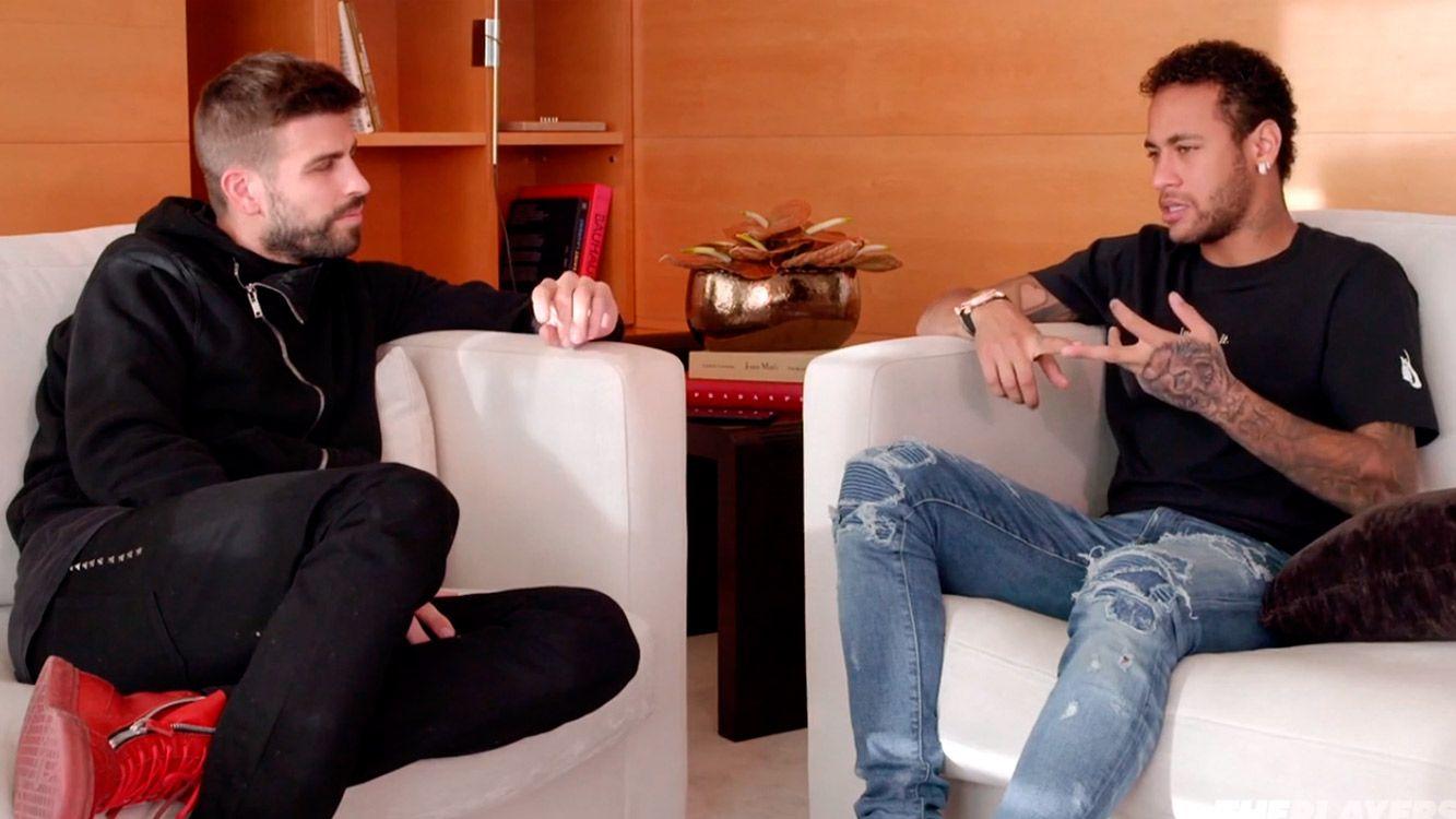Consciente del favoritismo habitual de su Selección, Neymar reconoció que estaban un escalón por encima del resto, pero no solo ellos.