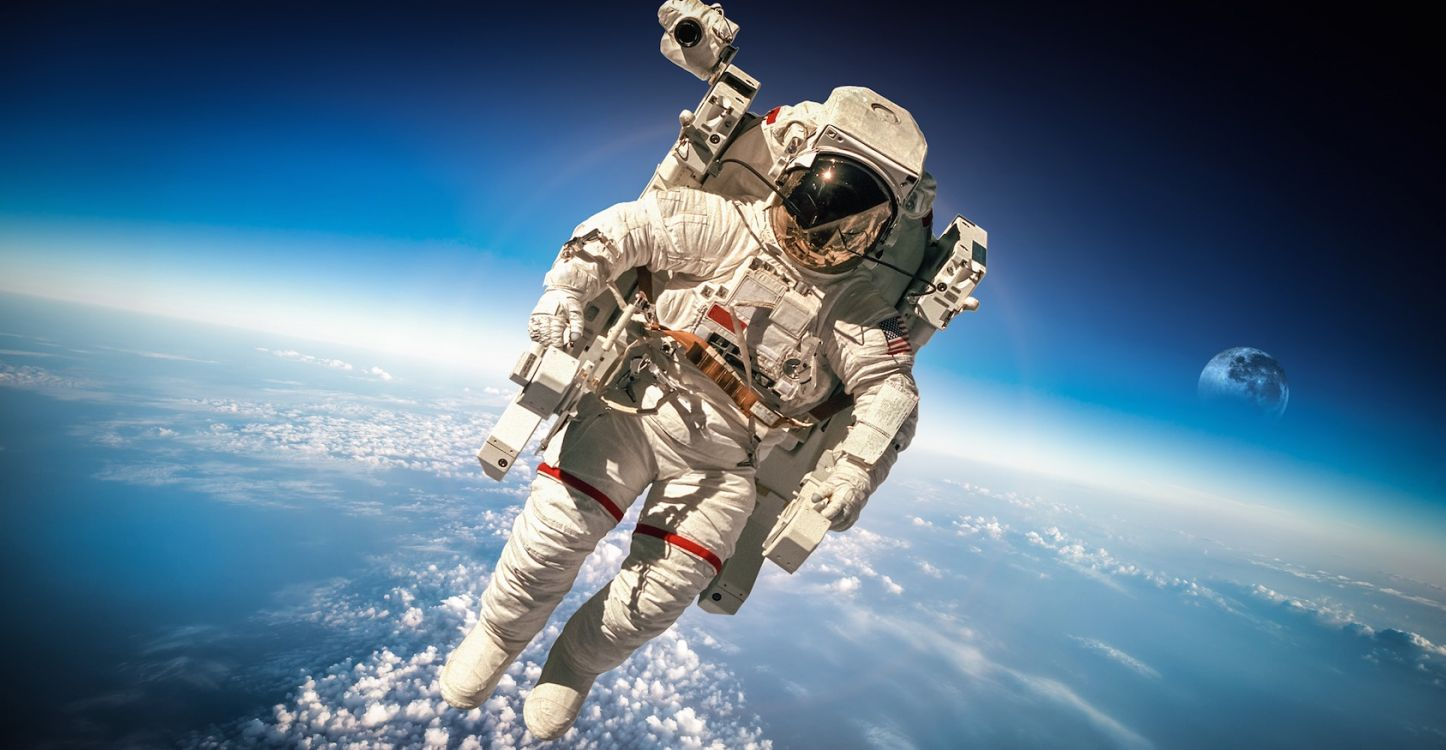 NASA: Viajar a la Luna y Marte para celebrar su aniversario 60