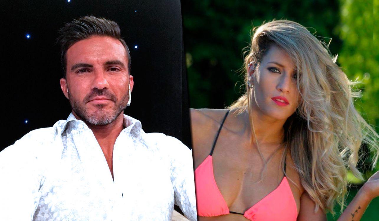 Poroto y Mica Viciconte dicen que no hay romance