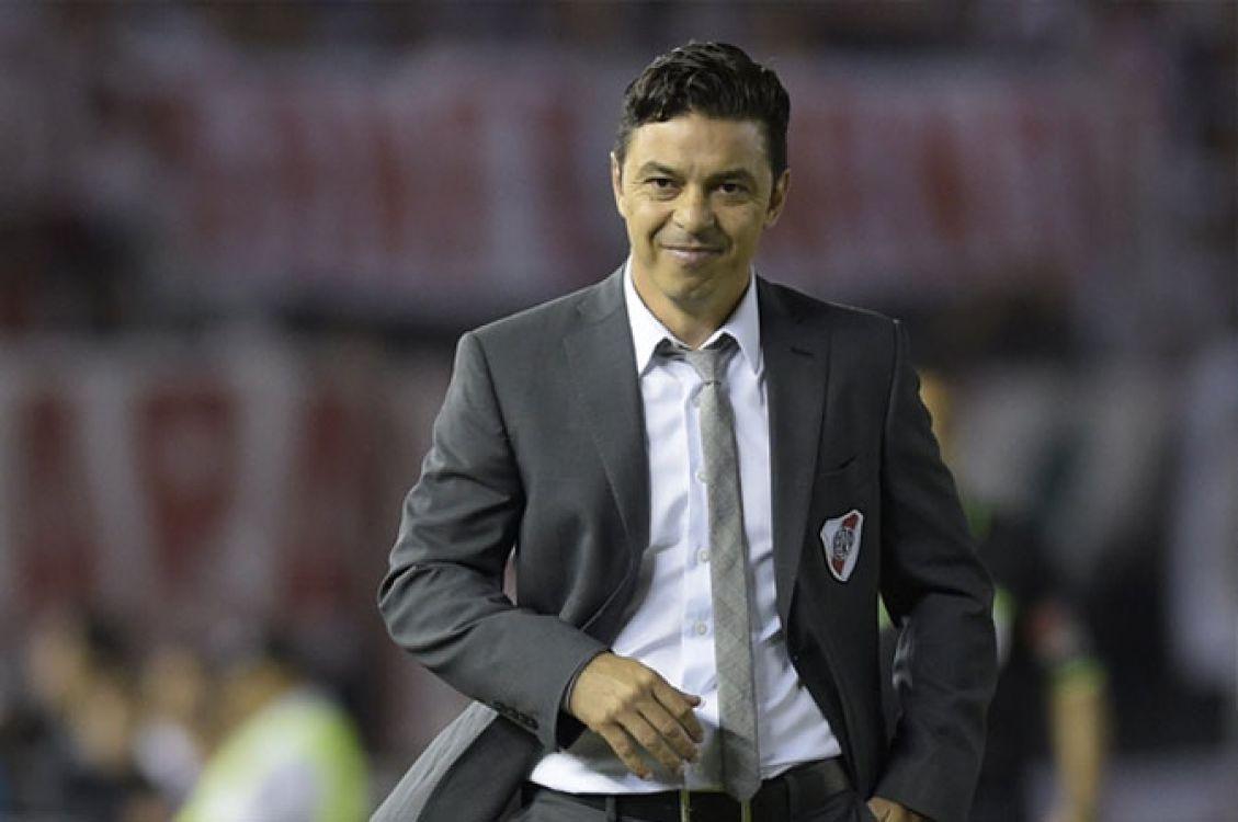 """""""Hemos firmado un contrato de cuatro años con el mejor técnico de Argentina, y seguramente de América"""",indicó D'Onofrio."""