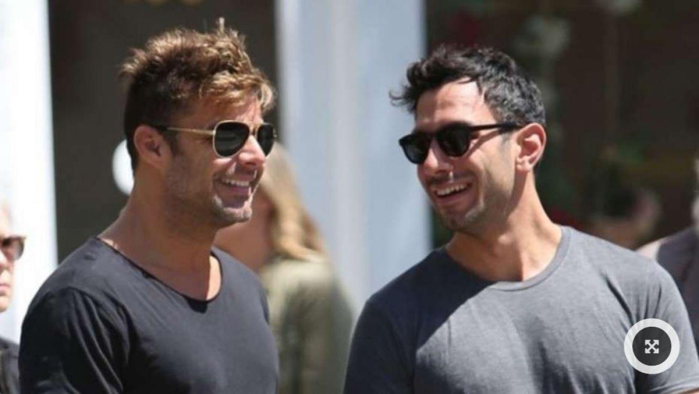Ricky Martin y su marido mostraron por primera vez su mansión de Beverly Hills. Video