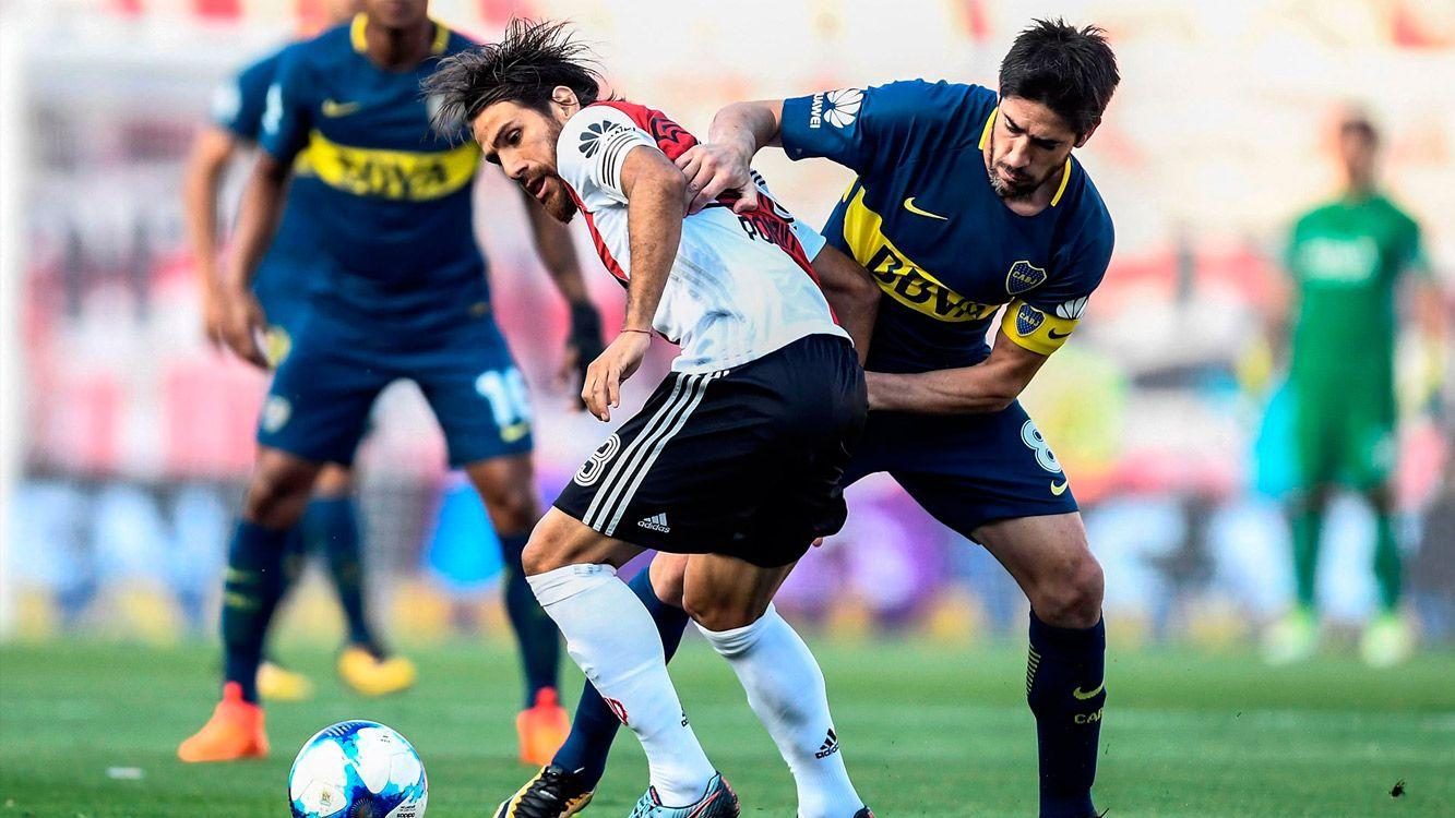 El último antecedente que registran Boca y River en Córdoba data de 2015, en un amistoso que ganó el Millonario por 1-0.