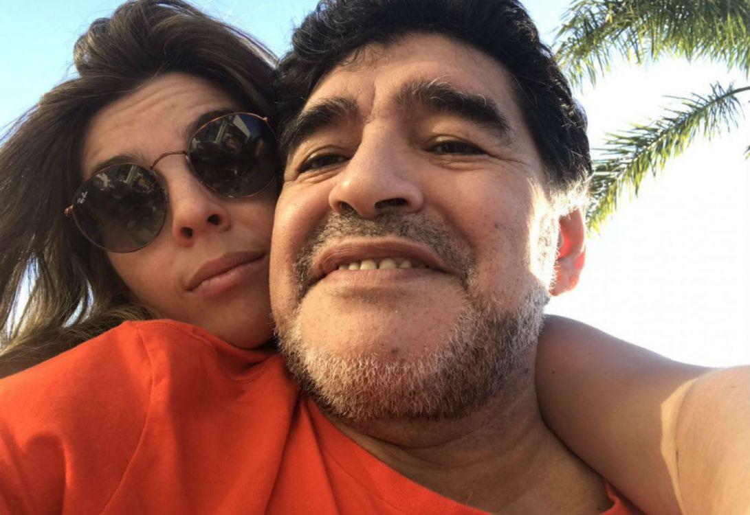 """Maradona sobre el casamiento de Dalma: """"Yo sin mi mujer no voy a ningún lado"""""""