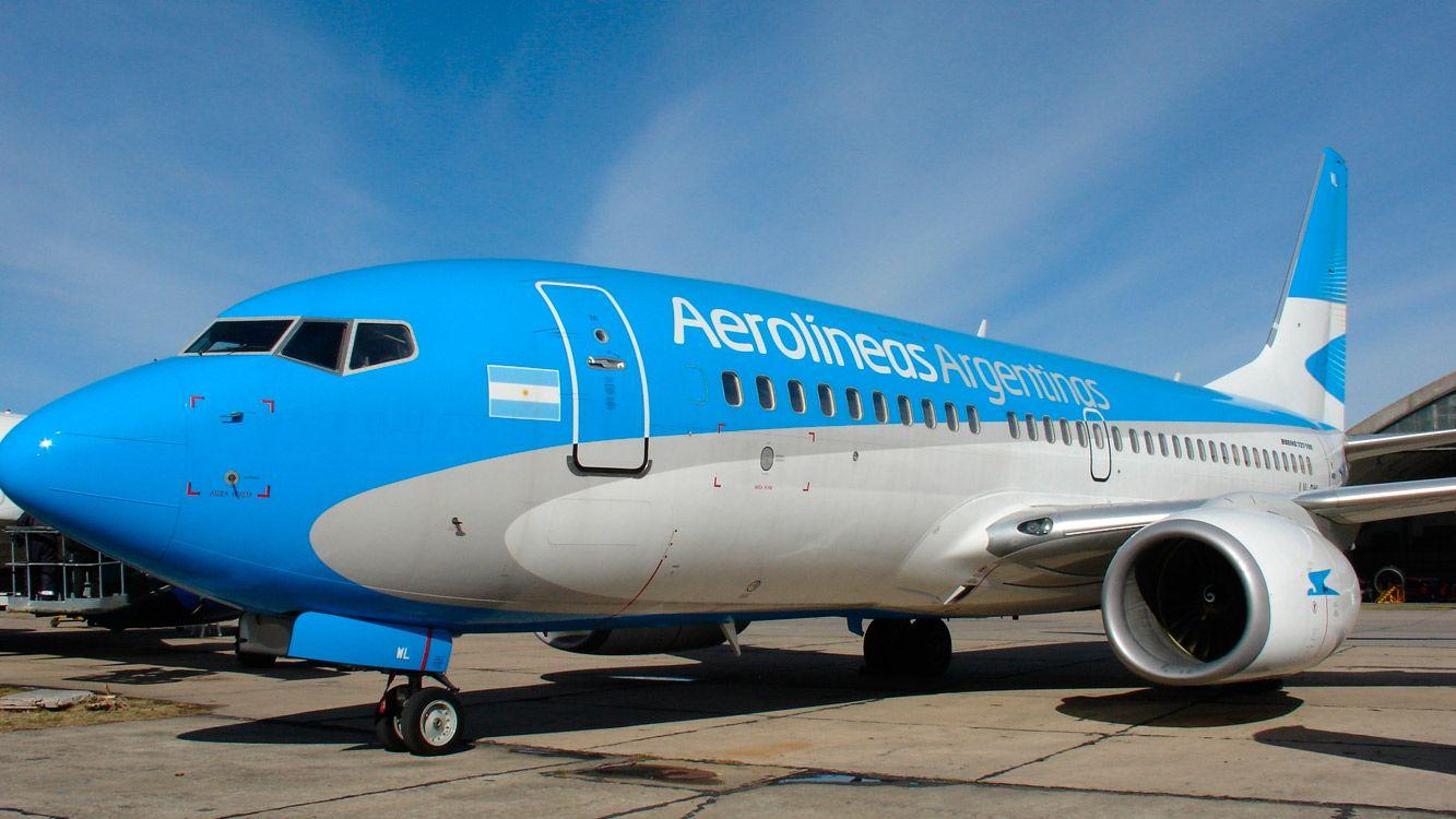 Aerolíneas decidió cancelarlo unilateralmente en forma anticipada. Y para eso, sacará un crédito comercial.