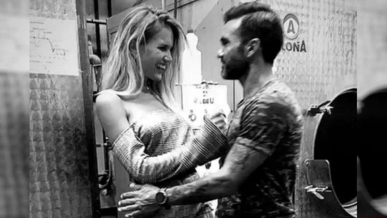 El provocativo video de Fabián Cubero con la ex de Facundo Moyano