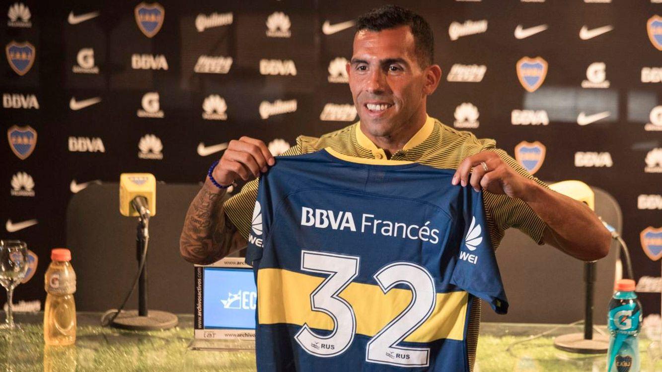 """""""Me quiero retirar con la 32 que es el número que amo y me siento cómodo"""", dijo Carlos."""