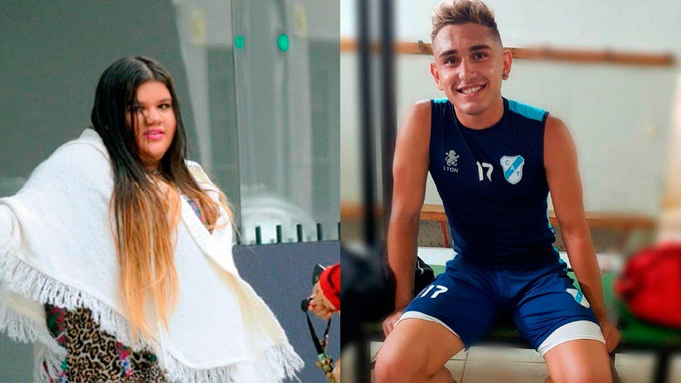Ya de regreso, y mientras disfruta del verano en Buenos Aires, Rial se mostró muy cerca de un joven futbolista de un club de Primera.