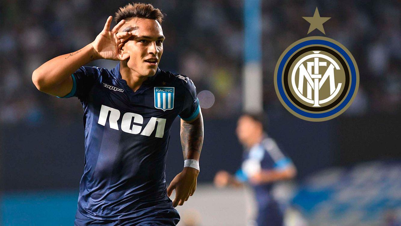 Martínez firmó un precontrato con el club italiano y acordó un total de 5 años con el neroazzurro.