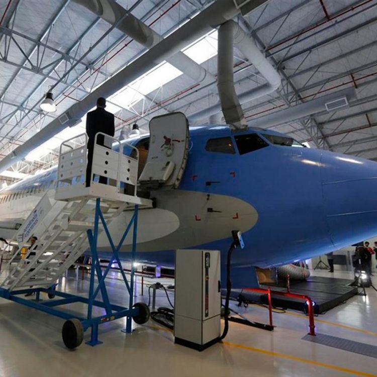Aerolíneas necesitará más fondos: Ya usó el 78% de su presupuesto