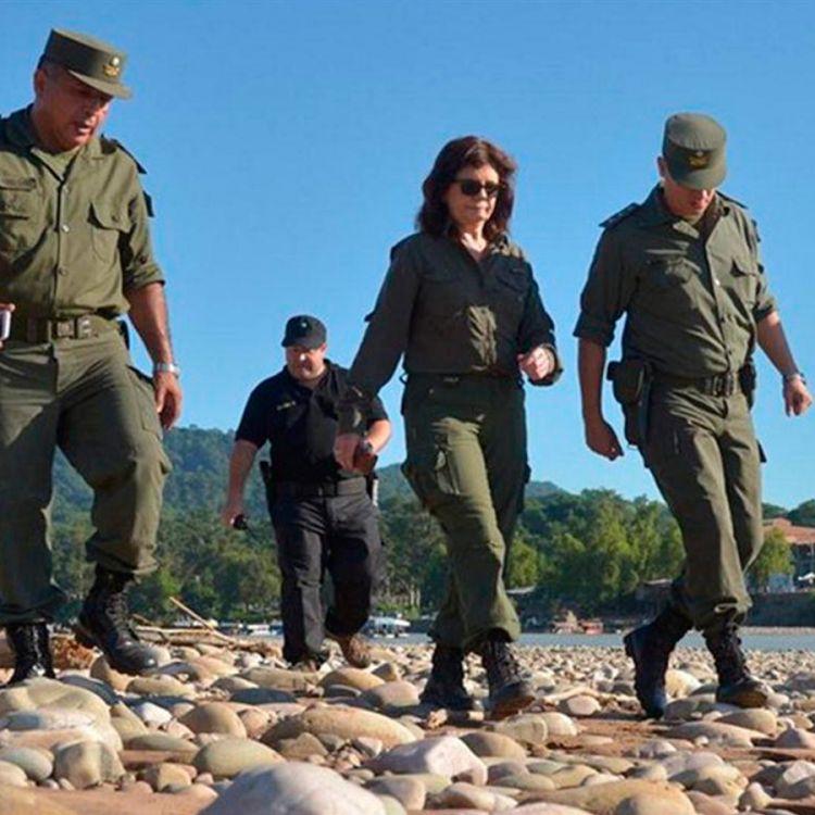 El Gobierno Nacional refuerza la seguridad en todas las fronteras