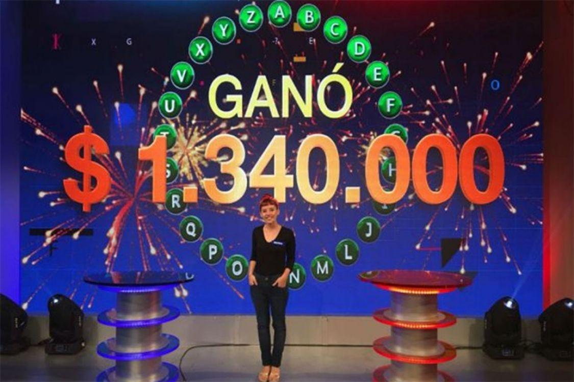 Una participante de Pasapalabra ganó El Rosco y se llevó más de $1 millón