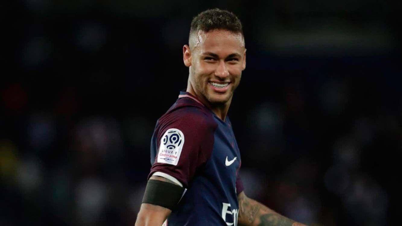 Neymar hizo una fiesta en París y se viralizaron los videos
