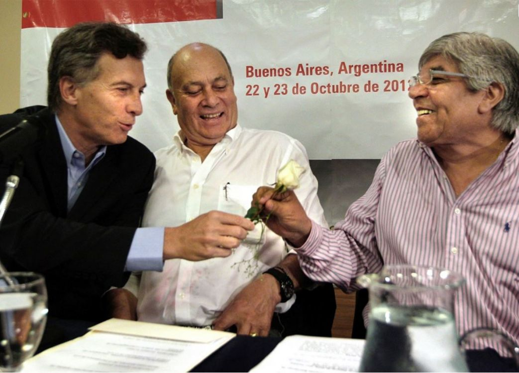 Después de la marcha, Hugo Moyano contó por qué se rompió su relación con Macri