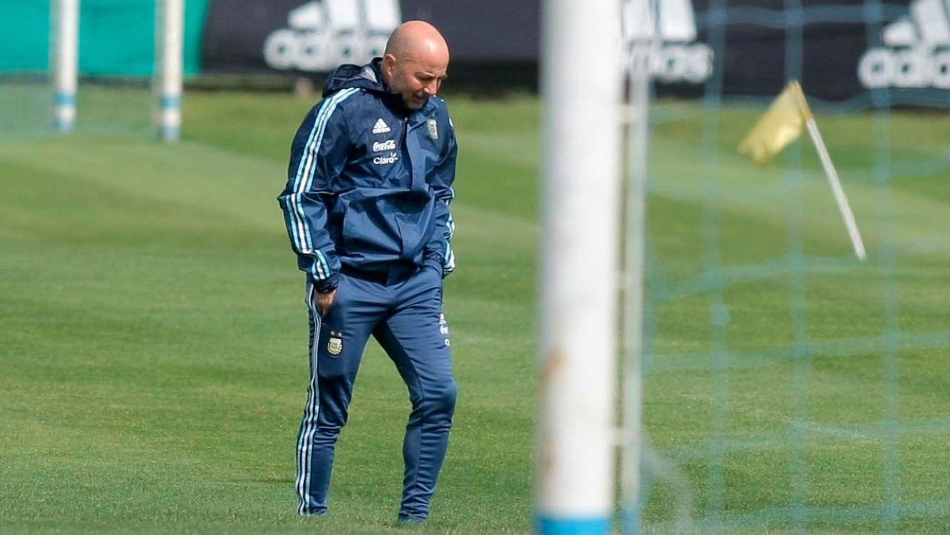 Los próximos compromisos amistosos de la Selección mayor serán a fines de marzo, ante Italia y España.