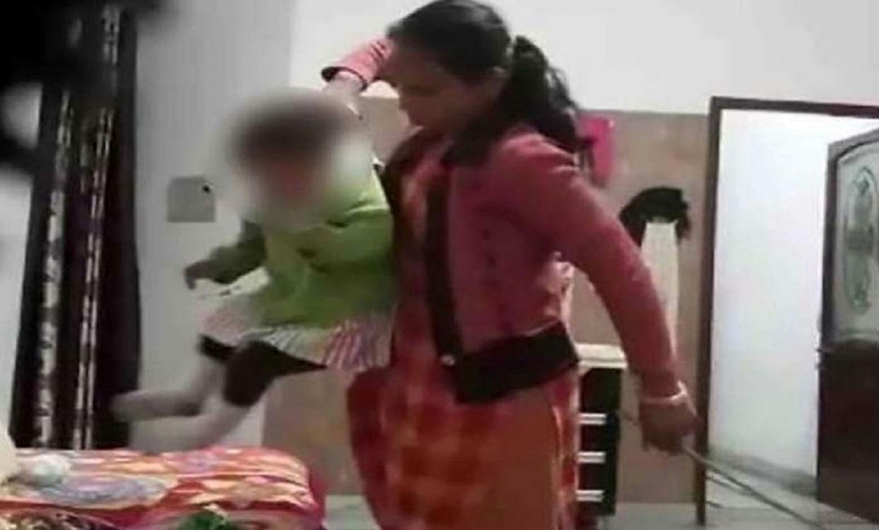Padres instalaron cámara oculta y quedaron horrorizados