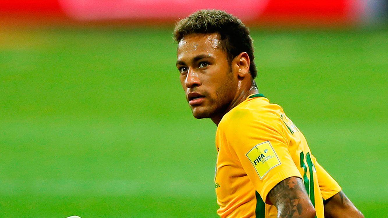 La selección pentacampeona del mundo no contará con Neymar en los amistosos contra Rusia y Alemania.