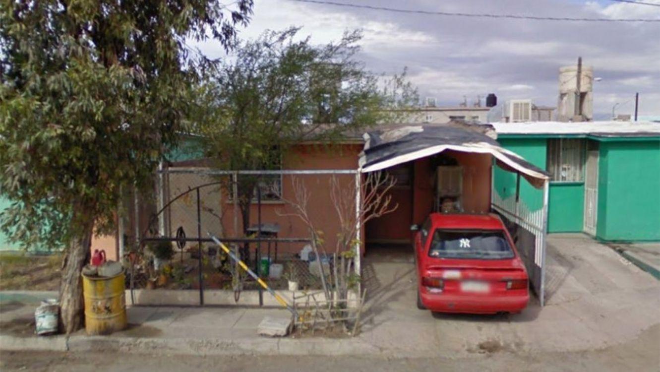 Captan el fantasma de una niña a través de Google Maps