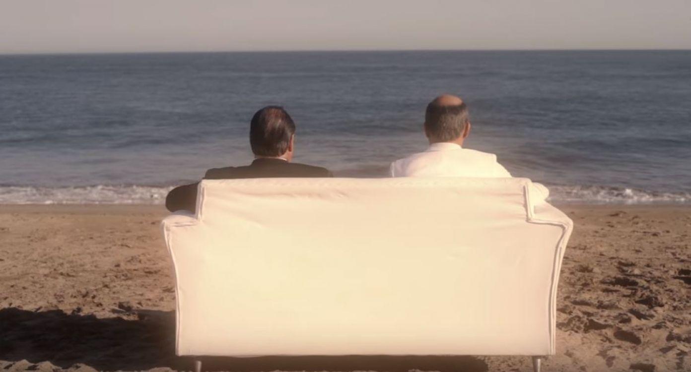 El emotivo video que Martín Bossi le dedicó a Alberto Olmedo