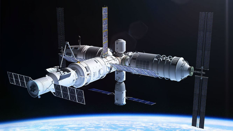Los restos de una enorme estación espacial podrían caer sobre Argentina