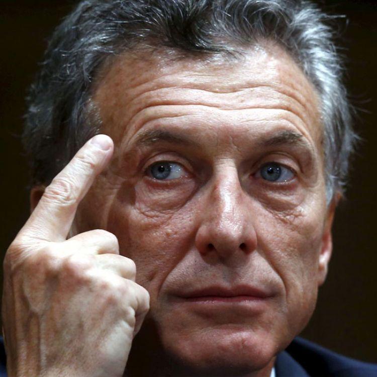Macri pensando en el presupuesto de las provincias