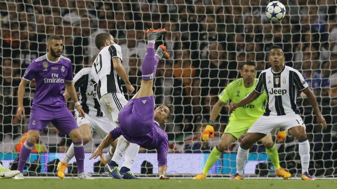 Poderosos equipos se cruzarán en cuartos de final, entre ellos, Juventus y Real Madrid.