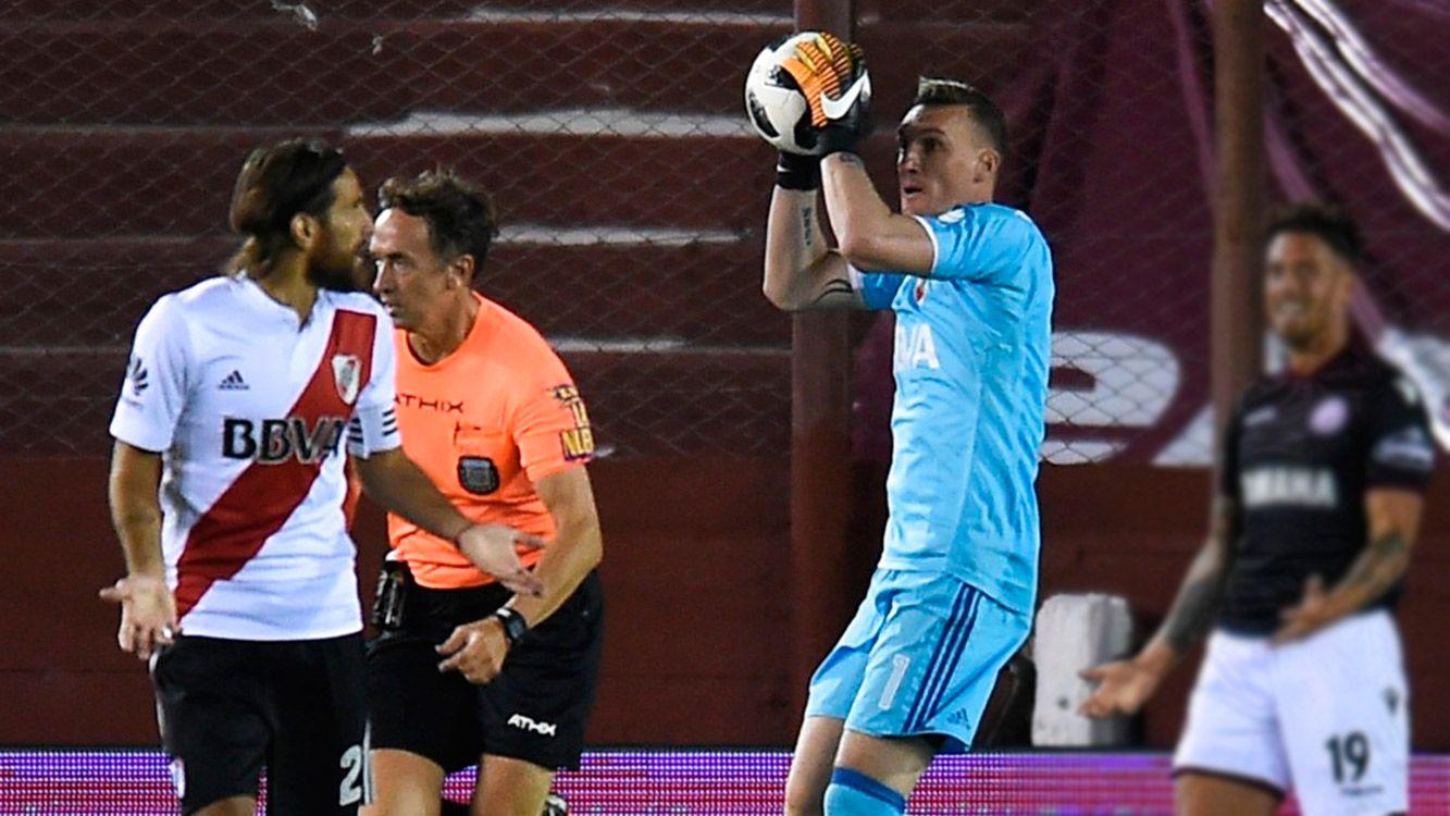 El capitán se refirió a lo fue la victoria frente a Boca y cree que servirá para dejar atrás lo acontecido con Lanús en la Libertadores de 2017.