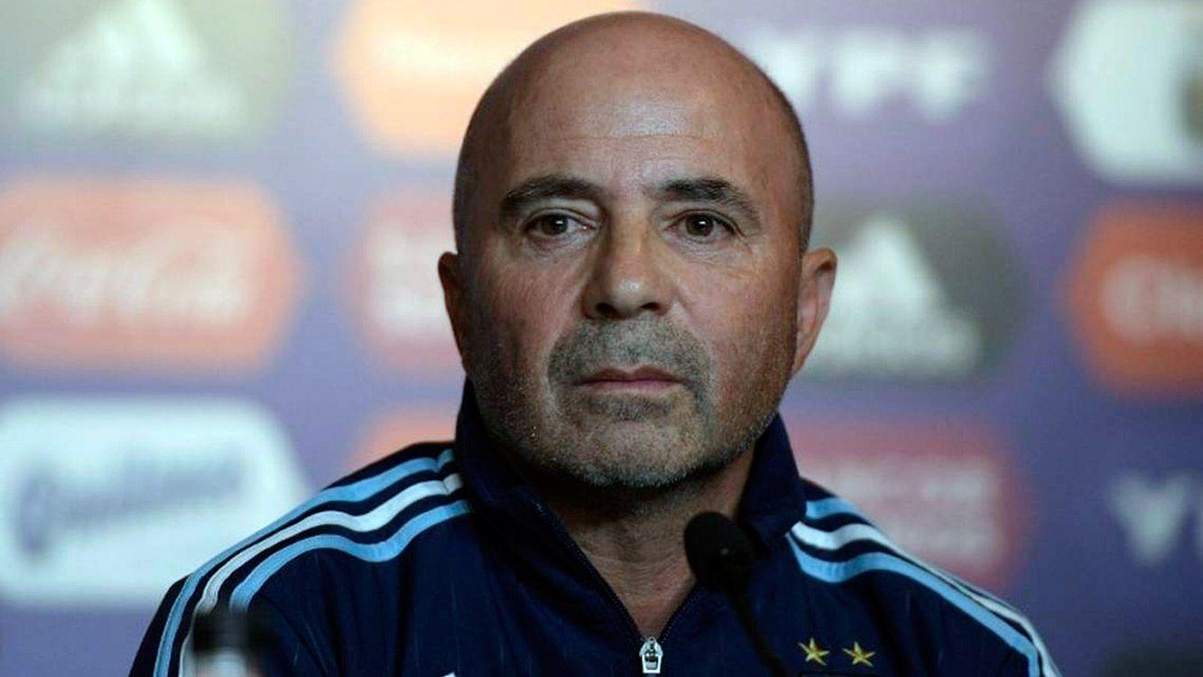 Sampaoli definirá la lista del Mundial luego de terminar esta gira ante Italia y España.