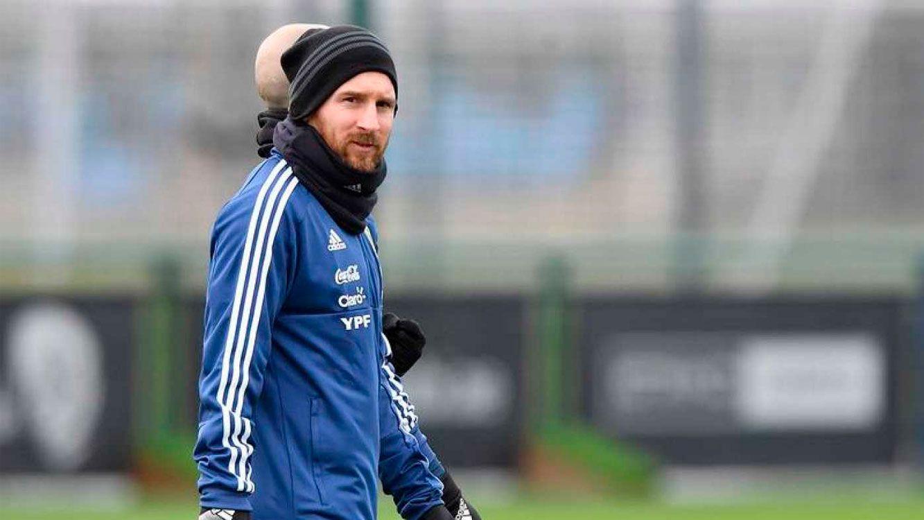 Argentina enfrenta a Italia sin Messi: Todo lo que tenes que saber