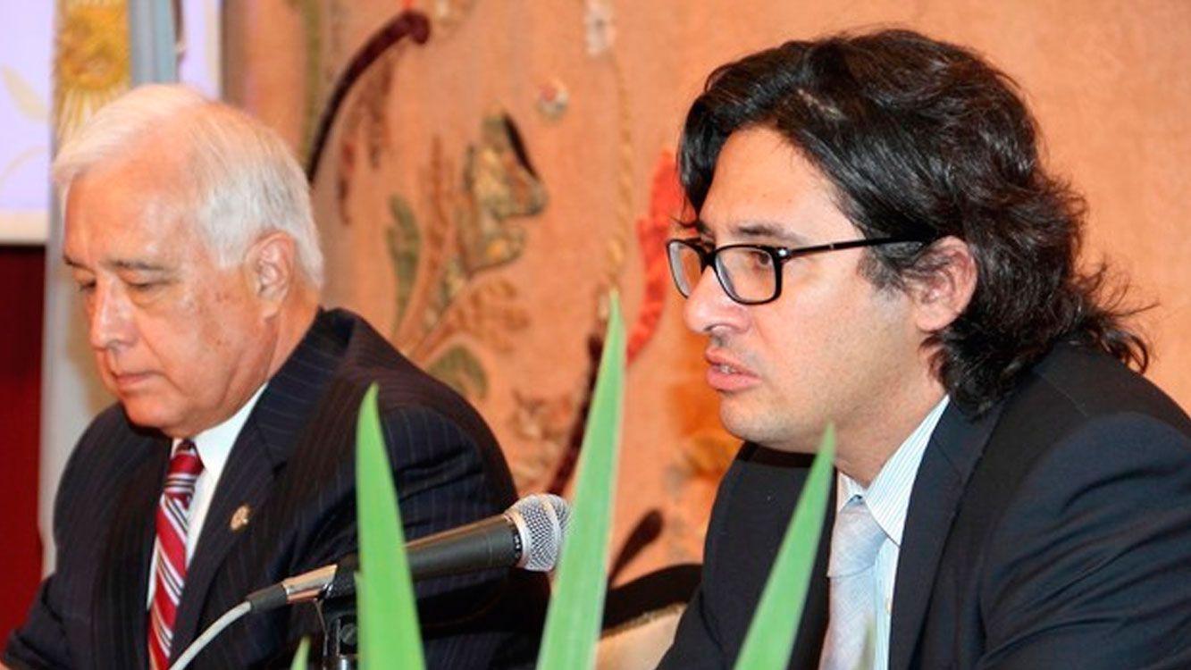Prado señaló que apoyará a las distintas agencias estadounidenses que ayudan a la Argentina en la lucha contra el crimen organizado.