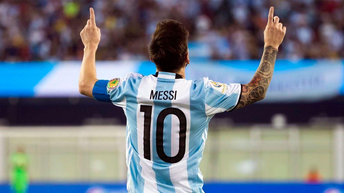 Messi no se quiere perder el desafío de ganarle por primera vez a España de visitante y hacerlo justo en la previa del Mundial.