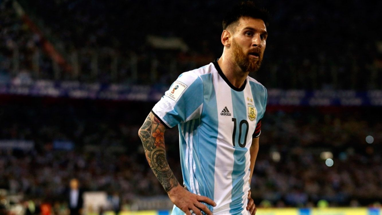 Messi se perderá el último encuentro de la gira de la Selección antes de emprender el viaje hacia el Mundial de Rusia.