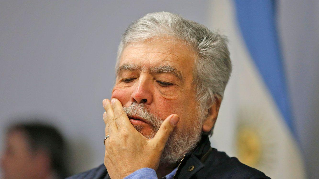 De Vido se encuentra detenido en el penal de Marcos Paz porque enfrenta otro procesamiento con prisión preventiva por fraude en el caso de Río Turbio.