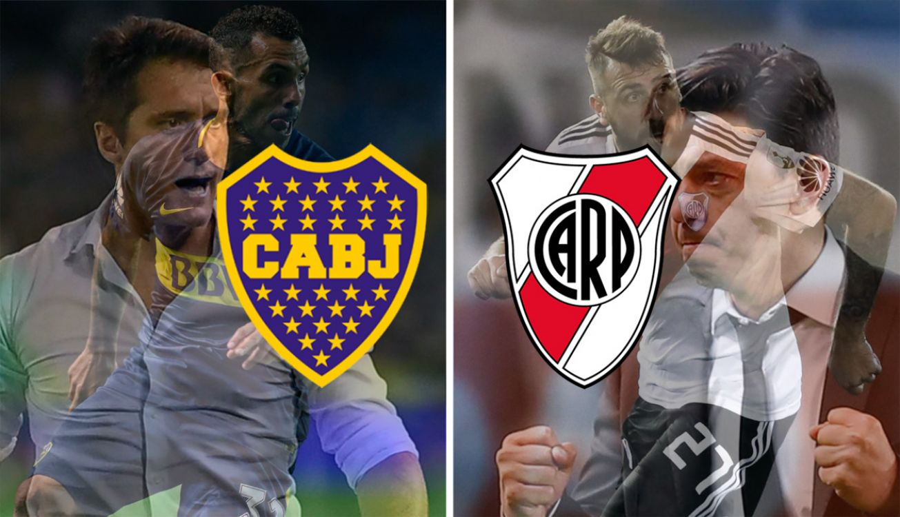Boca Juniors vs River Plate en vivo