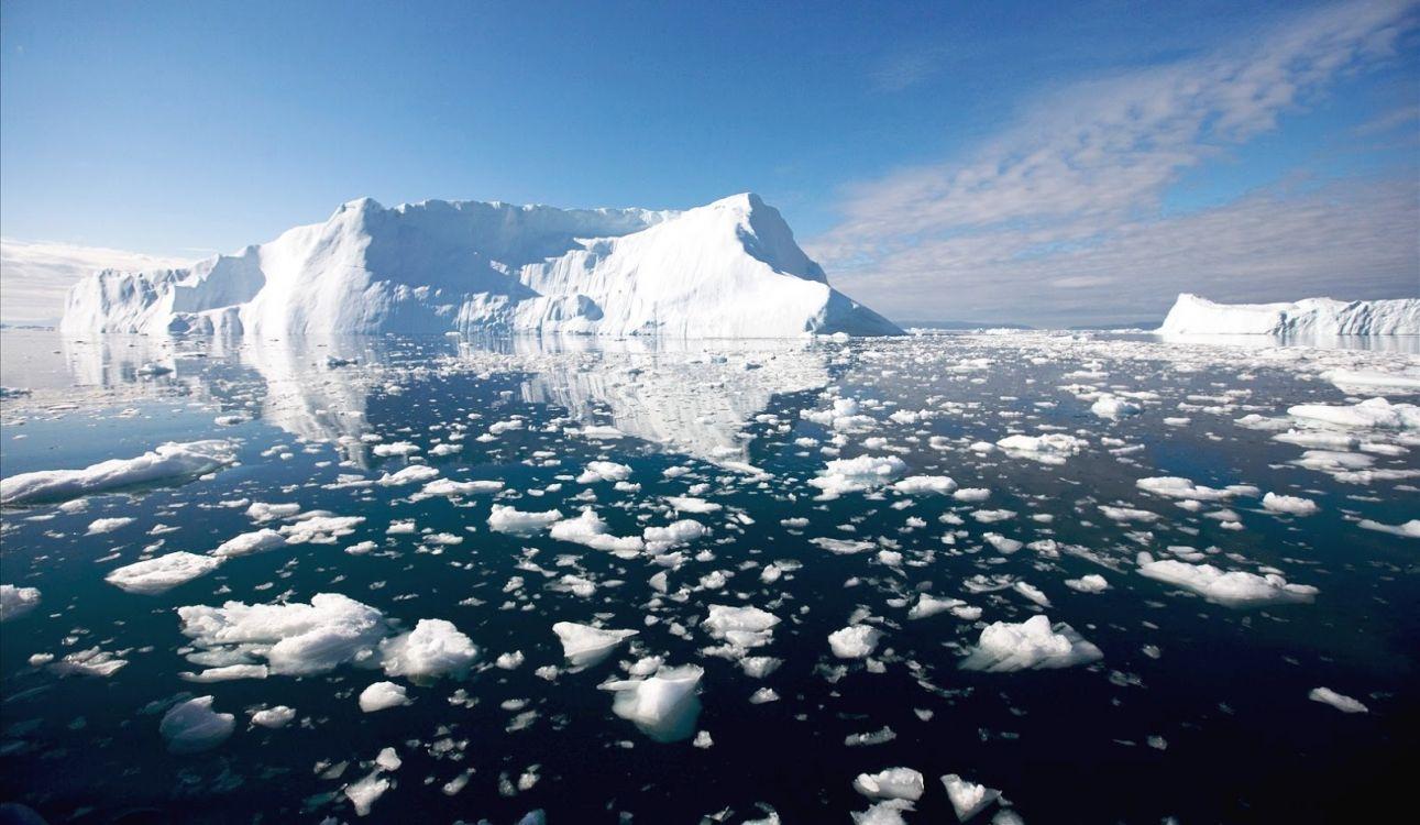 Sube el nivel del mar por el derretimiento de los glaciares