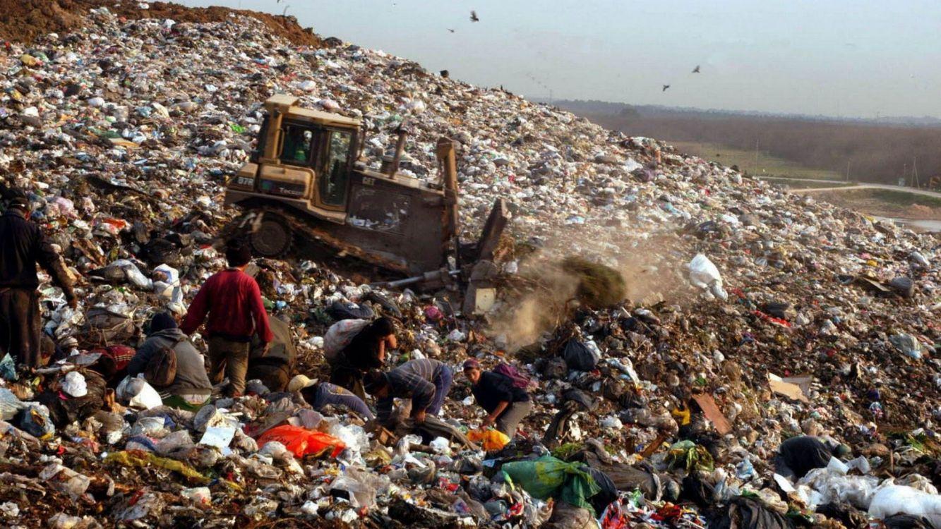 Si no hacemos algo, la basura crecerá en un 70% aproximadamente en 30 años