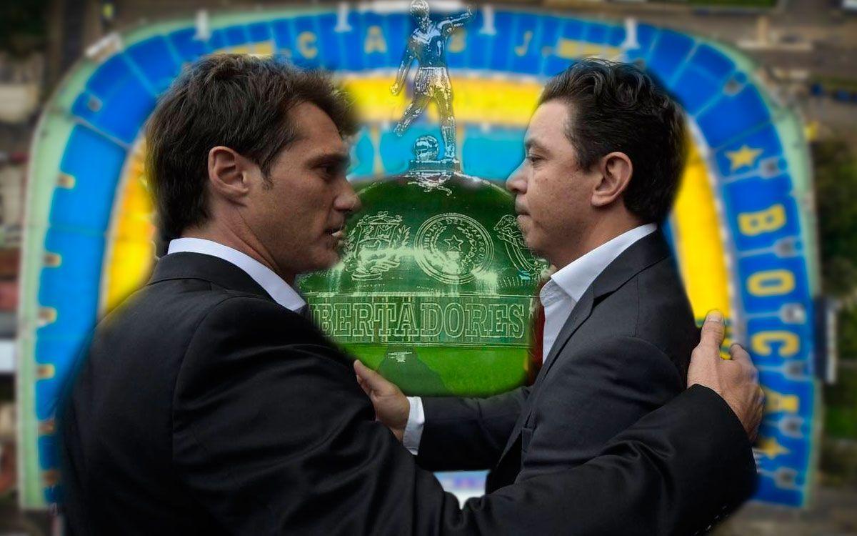 Boca vs River: La primer final de la Libertadores 2018. Formaciones y horarios