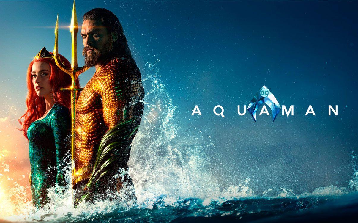Aquaman: ¿cuándo se estrena? Los personajes, trailers y más