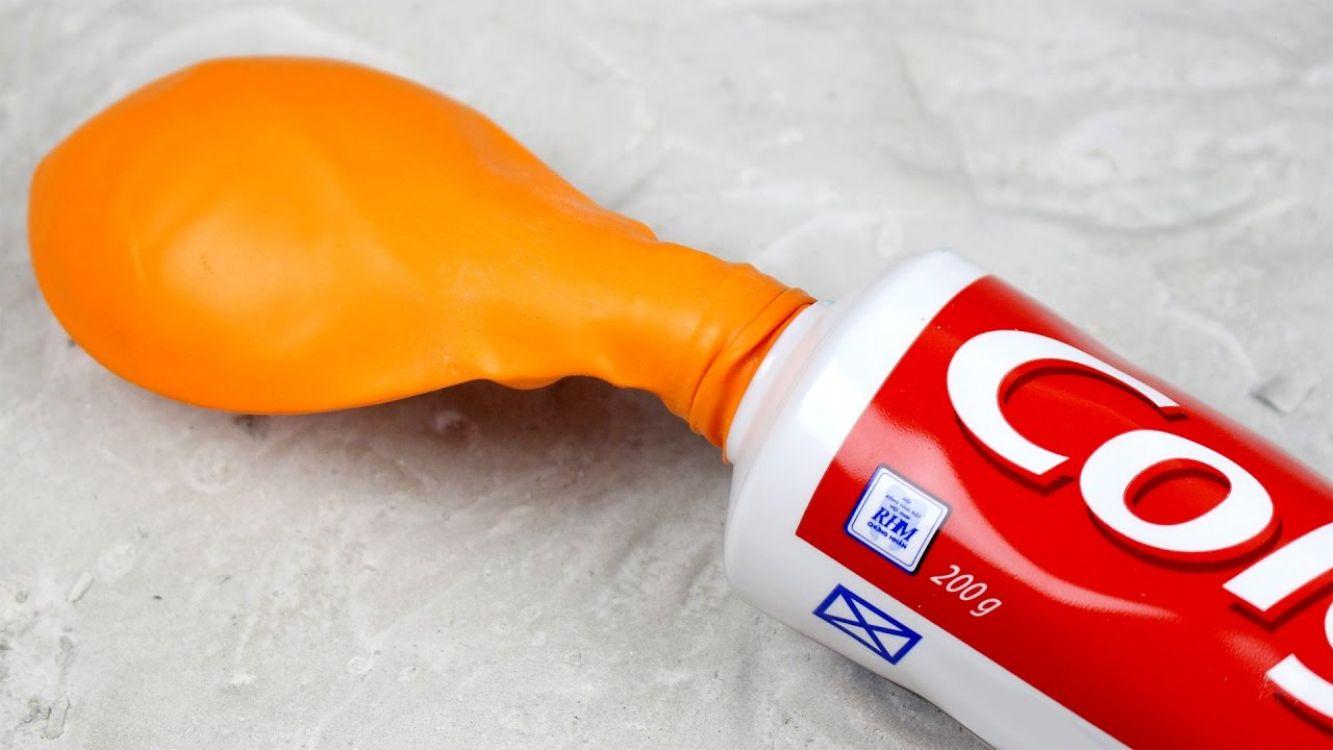 No vas a creer todo lo que puedes hacer con la pasta dentrífica