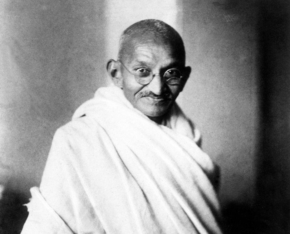 La dieta que usaba Gandhi para mantenerse siempre en armonía