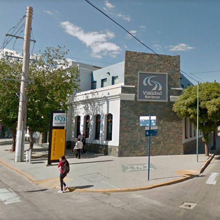 Vialidad Nacional de San Luis