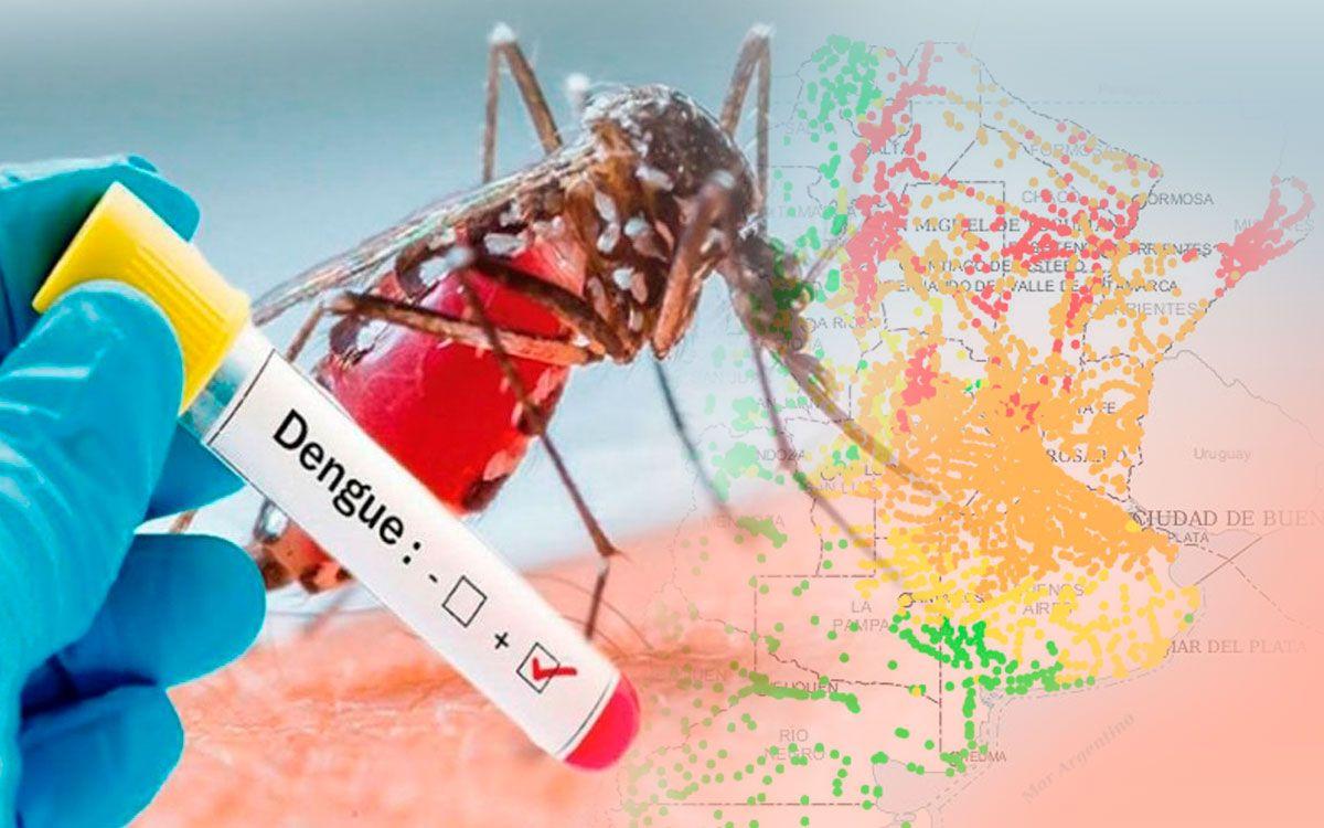El dengue avanza en Argentina a pasos acelerados