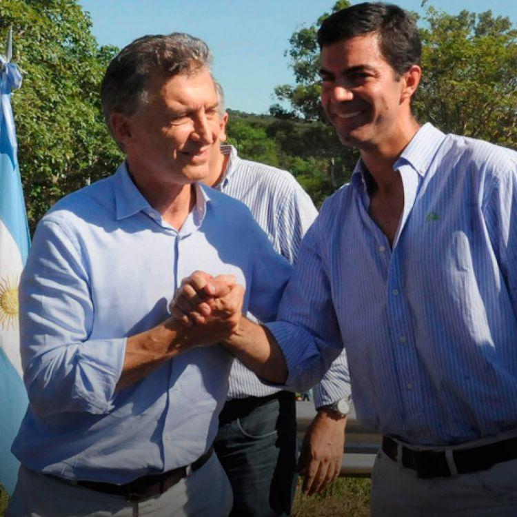 Mauricio Macri y Juan Manuel Urtubey