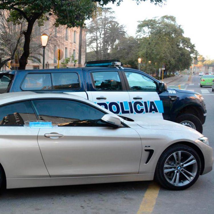 Foto: Gustavo Sosa. La justicia cordobesa incautó un BMW y dinero ligados a Milagro Sala