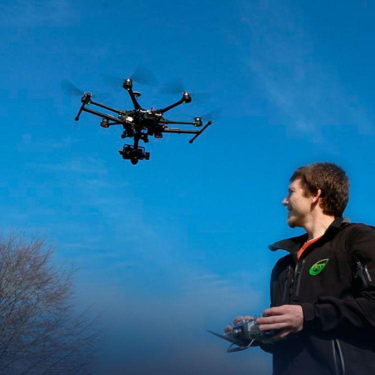 Primer encuentro de drones del NOA en Salta