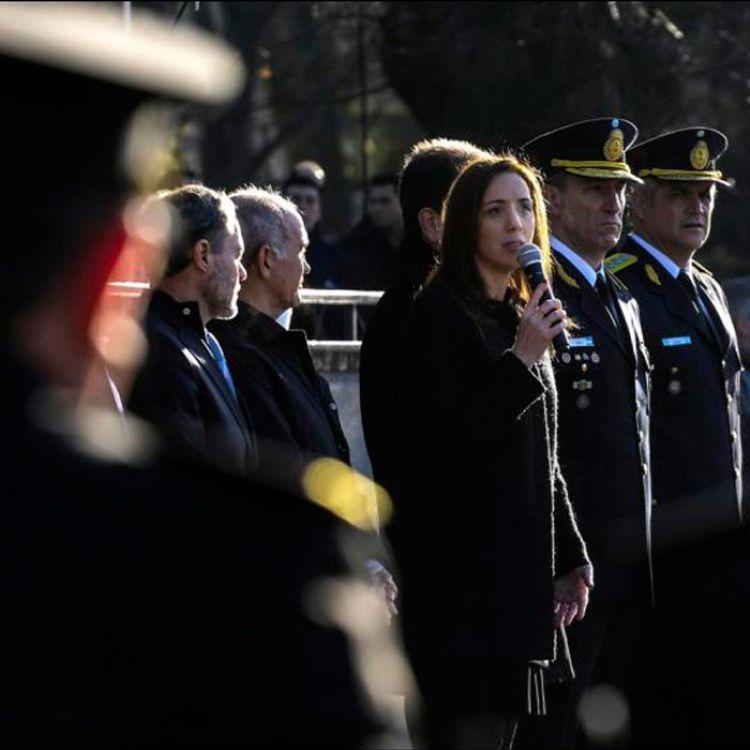 Vidal apartó a más de 1600 policías de la Bonaerense