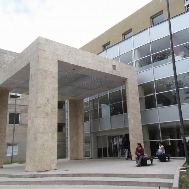 """quellas patologías que merezcan ser vistas en un hospital como este serán bien recibidas"""", afirmó la doctora Bufarini."""